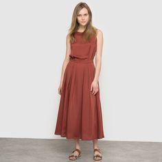 LAURA CLEMENT Robe longue/ Lange jurk