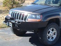 Front winch bumper Jeep Grand Cherokee (WJ) 99-04