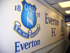 Liverpool Dental Spa is a proud sponsor of Everton FC - check out our banner at Goodison Park