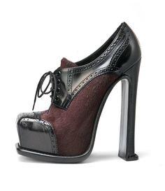 Louis Vuitton Fetish 2012 #shoes #heels
