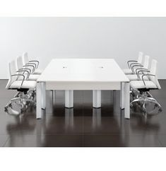 V2 Modular  Conference     Adaptability is an increasingly valuable attribute in conferencing environments, and V2 provides the solution: a system of modular meeting tables designed for fast and easy movement and reconfiguring - while still projecting a refined and sophisticated design aesthetic. An extensive selection of top shapes and sizes, available in a wide range of plastic laminates and wood veneers, allow a multitude of configurations and stand-alone tables for meeting and training…