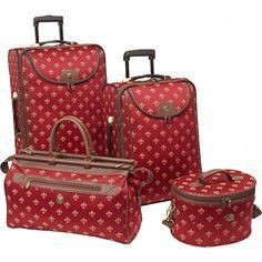 Designer Luggage Sets For Women Steamline luggage | Travel ...