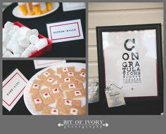 Bit of Ivory Photography | Virginia and International Wedding and Portrait Photographer: Bandaids and BBQ | A Nurse Graduation Party for ole Rusty