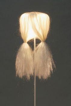 Frisa Lamp, by Anika Engelbrecht