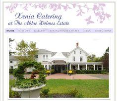 Xenia Catering's Abbie Holmes Estate Wedding Venue in Cape May, NJ