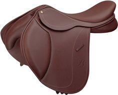 Hunter Jumper English Horse Saddle Havana Brown - Item # 40480