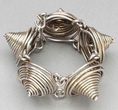 Alexander Calder, cone bracelet, 1940