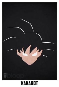 Le Bouquinovore: Illustrations Minimalistes de Super-Héros