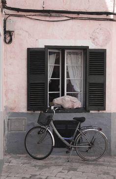 En bicicleta y sin rumbo buscando el camino…sin saber a dónde llevará…