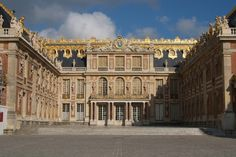 I visited Versailles in '84 when they were restoring it.  I'd love to go back and see it now.