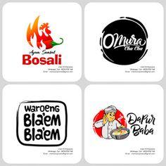 46 Best Desain Logo Kuliner Images In 2019 Logo Branding