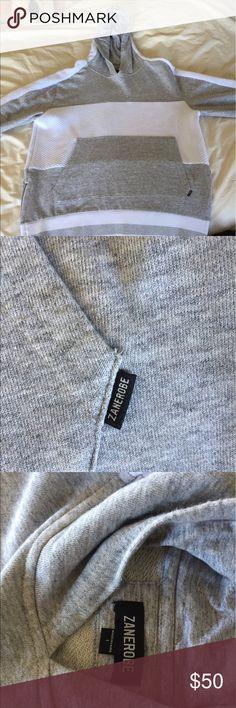 Zanerobe Hooded Sweater. Zanerobe Hooded Sweater Zanerobe Sweaters