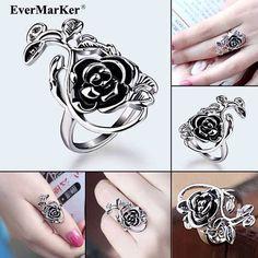 EverMarker vintage set ring ,for her?