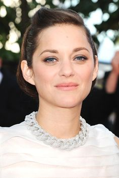 Marion Cotillard  I love this actress!!!  She was amazing as Edith Piaf!