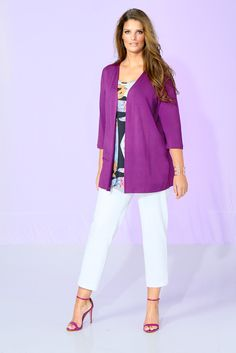 2-in-1-Shirt von selection #plussize #shirt