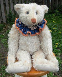 "Terry John Woods - 21"" Original White Bear"