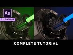 Create Sci-Fi Scene Using Element 3D - Starfall Shaders OVERVIEW - After Effects Tutorial - YouTube