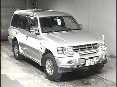 1998 Mitsubishi Pajero Pictures