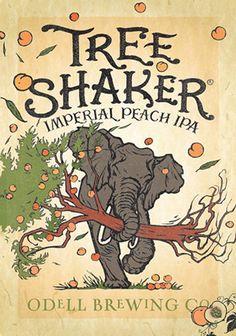 mybeerbuzz.com - Bringing Good Beers & Good People Together...: Odell Tree Shaker Returns 3/20