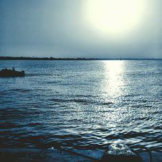 """""""Il porto di Rimini in tutto il suo splendore. Grazie per la magnifica serata"""" by @igersEmRomagna"""