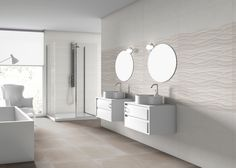 Colección Yaiza. Disponible en 25x75 cm. Revestimiento Wall Tile . #yaiza#tauceramica #relieve#ceramica #tile #interiordesign www.tauceramica.com www.facebook.com/...