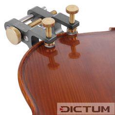Herdim® Edge Clamp For repairing cracks close to the edges. Violin Repair, Cello, Musical Instruments, Musicals, Restoration, Wood, Image, Marquetry, Tools