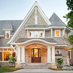 802 Best Exterior Beautiful Homes Images In 2019