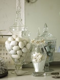 745 best apothecary jars images christmas ornaments christmas rh pinterest com