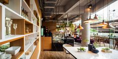 Gallery - Storyline Cafe / Junsekino Architect And Design - 10