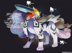 "Mega Blazepter (M-Sceptile/M-Blaziken/M-Swampert) Grass/Fire/Water Classification: Avatar III FUSEmon Client: (*Zubatman) Special Ability: Elemental Guard ""Pokemon is. Pokemon Fusion Art, Pokemon Mix, All Pokemon, Pokemon Stuff, Pokemon Vs Digimon, Pokemon Memes, Creature Feature, Creature Design, Satoshi Pokemon"