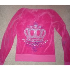 Juicy Couture Collection One black track jacket and one pink track jacket (both Medium) and logo tote bag. Bag shows overall signs of wear and hoodies are in great condition. Juicy Couture Other