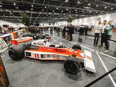 The London Classic Car Show Expands For 2016 – Exhibition Preview