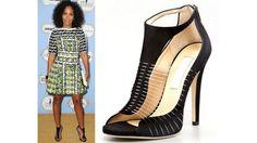 Celeb Fashion Finds: Pumps, Sandals and Accessories | Mara Brock Akil