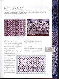 SOLO PATRONES DE BORDADO ESPAÑOL   Aprender manualidades es facilisimo.com
