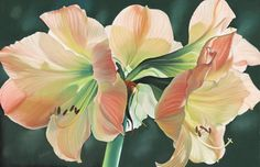 Glory Trumpets watercolor