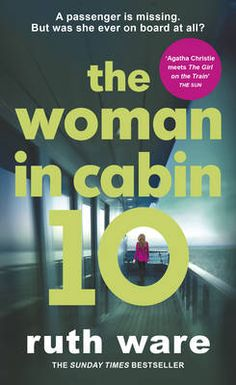 The Woman in Cabin 10 |  Public