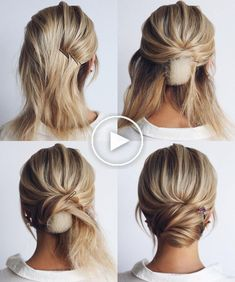 26 Gorgeous and Elegant Wedding Hairstyles Inspirations for Your Big Day#big #day #elegant #gorgeous #hairstyles #inspirations #wedding