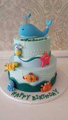 Malcolm's Cake By Nunuk
