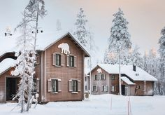 Gulp Gulo, Finland. This would be the best winter trip.