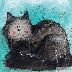 Cat by Alex Clark