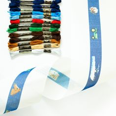 Our #beltcanvas is the perfect project to stitch. When you have completed #stitching this needlepoint belt canvas, we would be happy to help you finish your #belt with our belt leather finishing service.  ⚠️ Remember, we are here to help you with all of your #needlepoint needs! Whether it be providing you with a #canvastostitch , a finished product or completing your #stitched canvas with our finishing services. Feel free to contact us at 📩 info@needlepaint.com.  👇👇👇👇 Happy Stitching! Needlepoint Belts, Needlepoint Canvases, Stitching, Kit, Happy, Projects, Leather, Free, Accessories