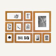 """Bamboo Picturewall Frame Kit 2"""""""