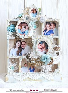 """Шедоу-бокс """"Enjoy every moment"""" Arts And Crafts, Paper Crafts, Diy Crafts, Memory Album, Wall Boxes, Victorian Decor, Bird Cages, Explosion Box, Shadow Box Frames"""