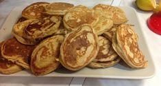 Εύκολα τυροπιτάκια με φαρίνα ολικής άλεσης - Eatbetter Weight Watchers Meals, Crepes, Pancakes, French Toast, Goodies, Healthy Recipes, Healthy Food, Sweets, Breakfast