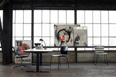 Magnus Olesen Furniture - Butterfly kontormiljø