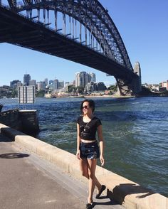 Sydney's Harbour Bridge  #candid #sydney #sydneyharbourbridge #sydneyharbour #sydneysopretty #sopretty #sunnies #sohot #supersunny #throwback #throwbackto by jocelzx http://ift.tt/1NRMbNv