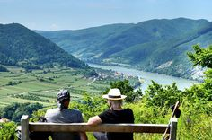 Hiking the Wachau World Heritage Trail in Austria