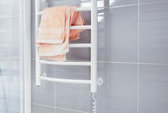The Benefits Of Choosing The Right Bathroom Towel Rails. #BathroomTowelRails