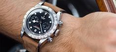 Watch Geeks: What Is A Tachymeter And How Do You Actually Use It?    Tachymeter scales offer more than manly good looks to a watch. They let you measure speed, distance and even heart-rate if you know how. Here's everything you need to know about tachymeter watches, in   http://www.fashionbeans.com/article/tachymeter-watch-guide/