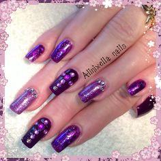 Purple Bling